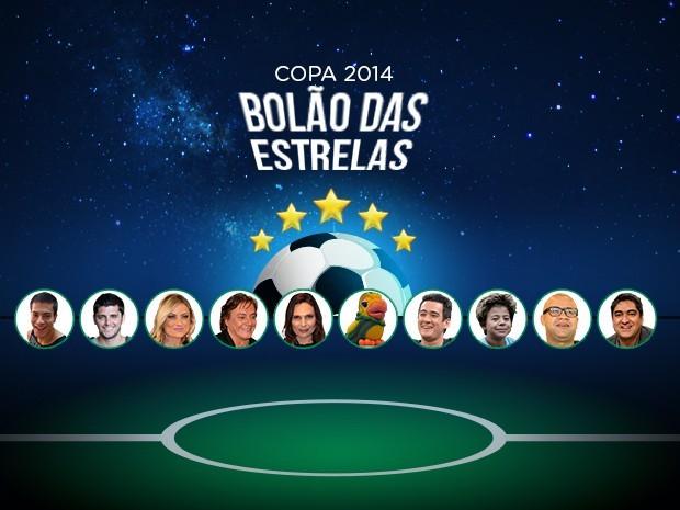 Bolão das Estrelas (Foto: TV Globo)