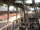 Corpo de Bombeiros apura as causas de incêndio em ônibus de Belém