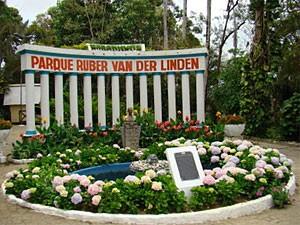 Parque Ruben Van Der Linden - Pau Pombo - Garanhuns (Foto: Divulgação / Prefeitura de Garanhuns)