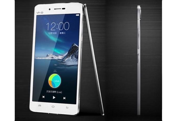 X5 Max, da chinesa Vivo, é o novo smartphone mais fino do mundo (Foto: Divulgação)