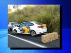 Polícia prende em Altair dois homens por transportar droga em carro