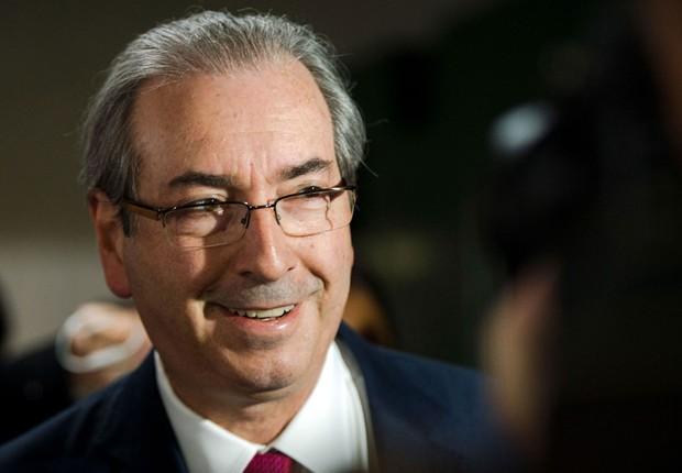 Eduardo Cunha (PMDB-RJ) (Foto: Marcelo Camargo/Agência Brasil)