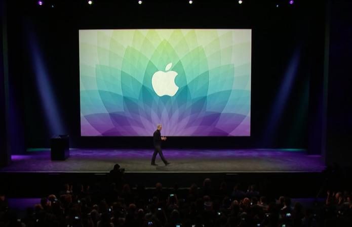 evento apple  (Foto: reprodução)