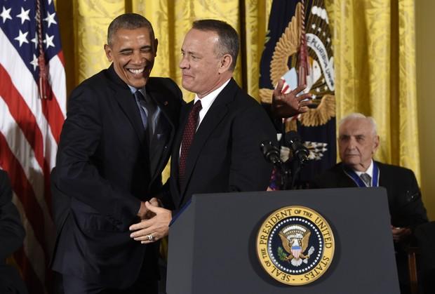 Tom Hanks (Foto: Saul Loeb / AFP)