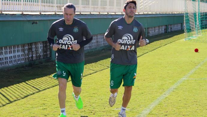 Rodrigo Gral Fabinho Gaúcho Chapecoense (Foto: Diego Carvalho/Aguante Comunicação)