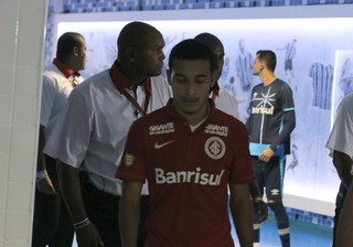 Gre-Nal 409, Arena, Grêmio, Inter, William (Foto: Diego Guichard / GloboEsporte.com)