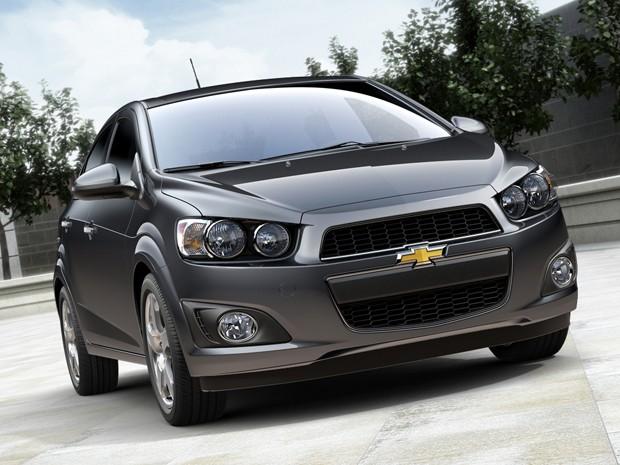 Chevrolet Sonic (Foto: Divulgação)