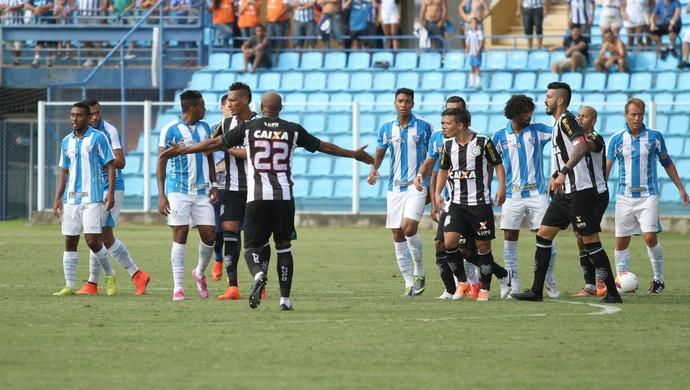 Avaí x Figueirense (Foto: Jamira Furlani/Avaí FC)