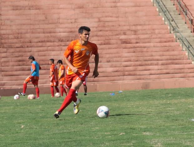 Klyer, jogador do Uberaba Sport (Foto: Assessoria USC)