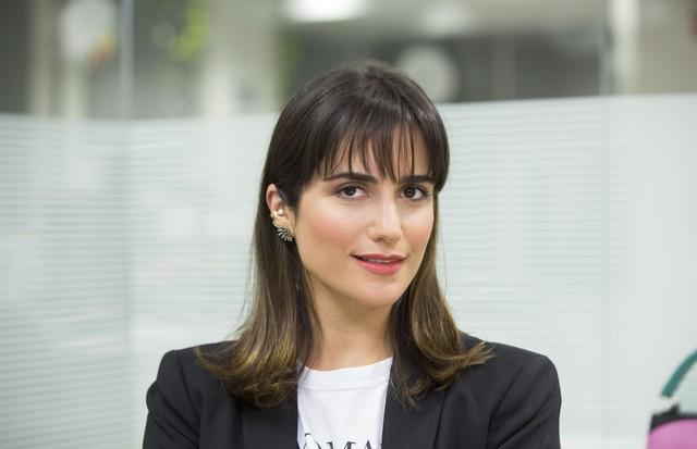Luiza Souza  (Foto: Rafael Avancini)