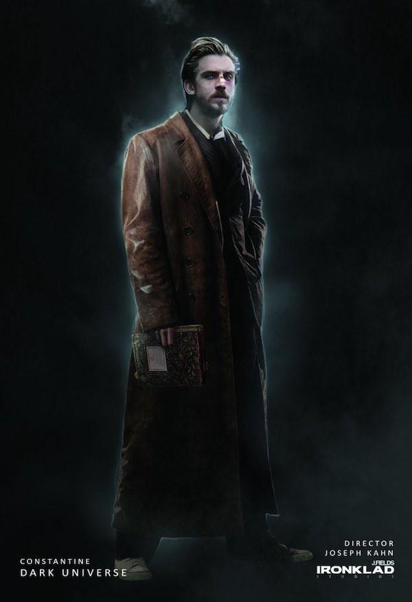 Um estudo de personagem do filme da Liga da Justiça Sombria (Foto: Divulgação)