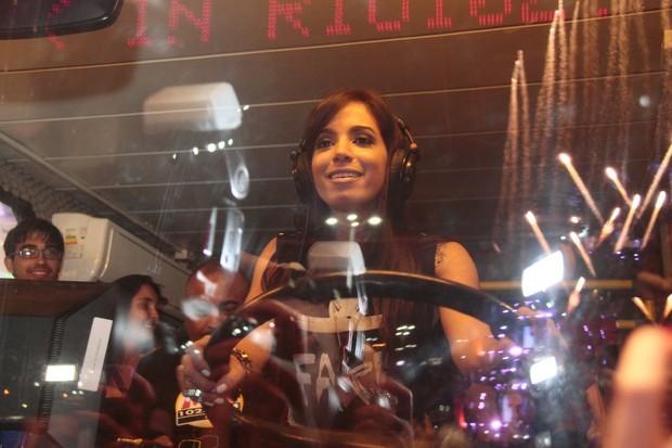 Anitta no Rock in Rio (Foto: Isac Luz/ EGO)