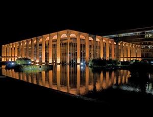Palácio do Itamaraty (Foto: Itamaraty)