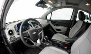 Tracker tem boa ergonomia e espaço (Foto: Flavio Moraes / G1)