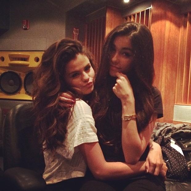 Selena Gomez e Madison Beer (Foto: Reprodução/ Instagram)