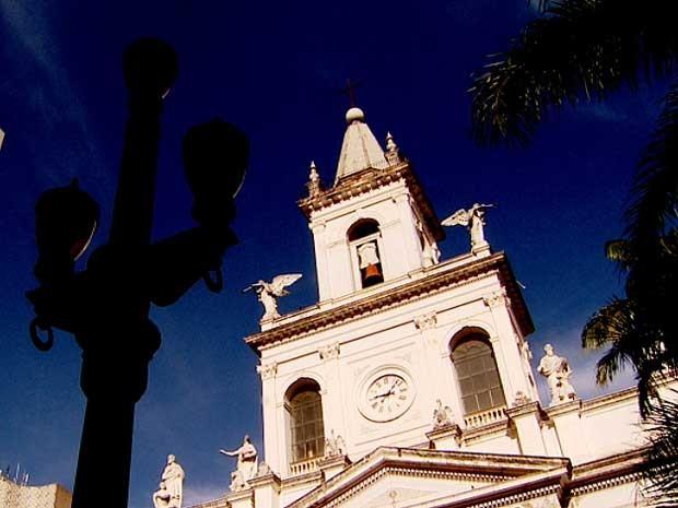 Catedral Metropolitana de Campinas (Foto: Reprodução EPTV)