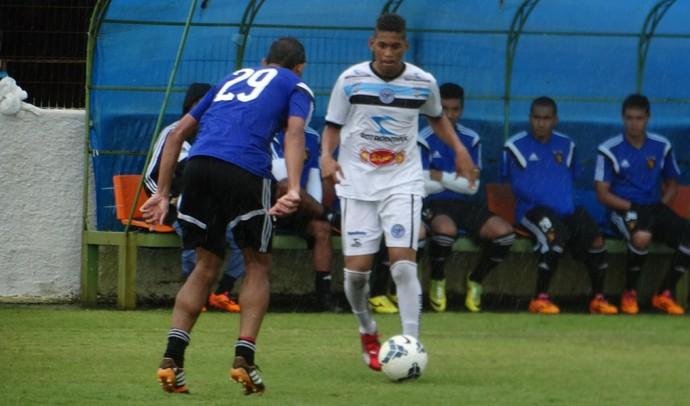 Sport x Porto-PE jogo-treino  (Foto: André Vinícius / GloboEsporte.com)
