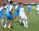 Craques desfilam talento na primeira edição do 'Gol Azul', em Cariacica