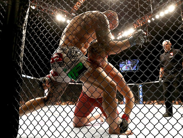 Travis Browne luta UFC Las Vegas (Foto: Getty Images)
