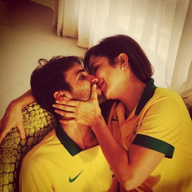 Ivete Sangalo com o marido (Foto: Instagram / Reprodução)