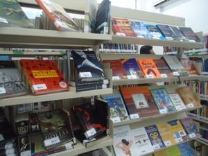 Guarujá, SP, recebe primeira biblioteca em travessias de pedestres (Foto: Divulgação)