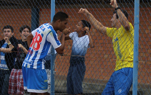 Avaí, chapecoense, série b, resssacada, cleber santana (Foto: Jamira Furlani / Divulgação Avaí FC)
