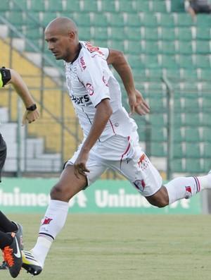 Marcelo Costa, meio campo do Joinville (Foto: Luiz Henrique/Figueirense)