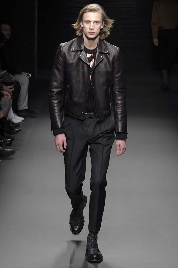 Salvatore Ferragamo - Semana de Moda de Milão inverno 2017 (Foto: Imaxtree)