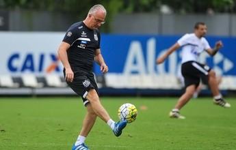 Dorival relaciona 23 jogadores para último jogo do Santos em 2016