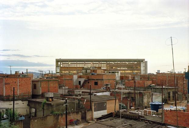 Escola União de Vila Nova, 2003/2005, HEREÑU + FERRONI Arquitetos (Foto: divulgação)
