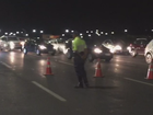 Detran apreende 121 veículos no DF em blitze durante fim de semana