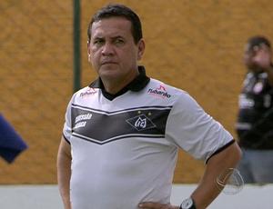 Treinador Éder Taques do Mixto (Foto: Reprodução/TVCA)