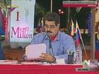 Com clima tenso, oposição assume controle do Congresso venezuelano