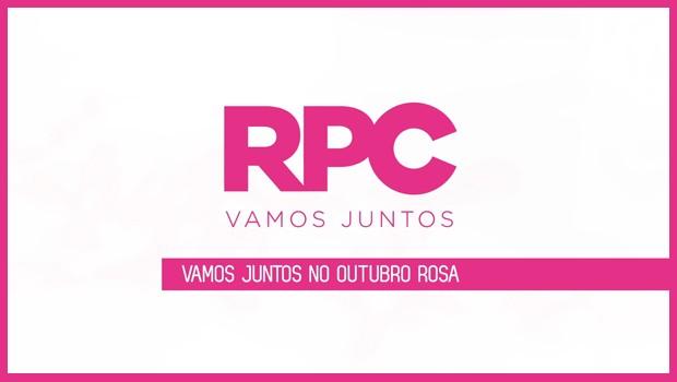 Participe das atividades do Outubro Rosa com a RPC, neste sábado (24) (Foto: Divulgação/RPC)