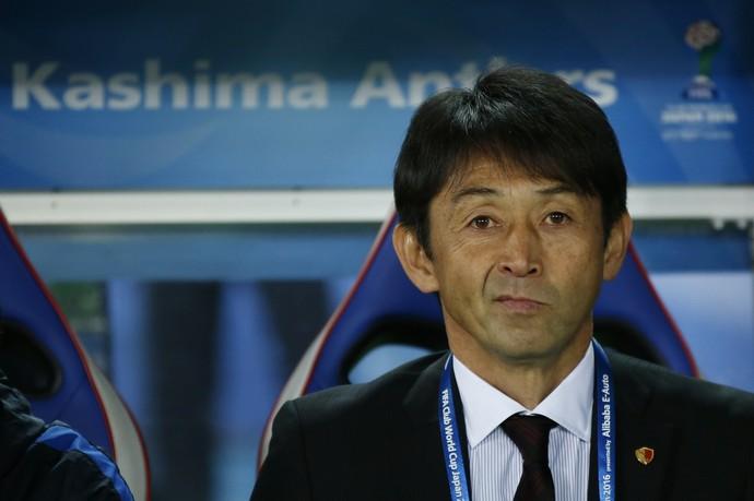 Masatada Ishii Kashima Antlers Real Madrid Mundial de Clubes (Foto: Reuters)