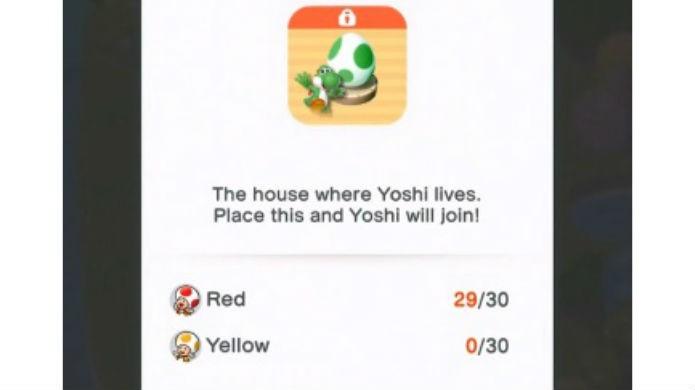 Super Mario Run: compre a casa do Yoshi para jogar com o dinossauro (Foto: Reprodução / Thomas Schulze)