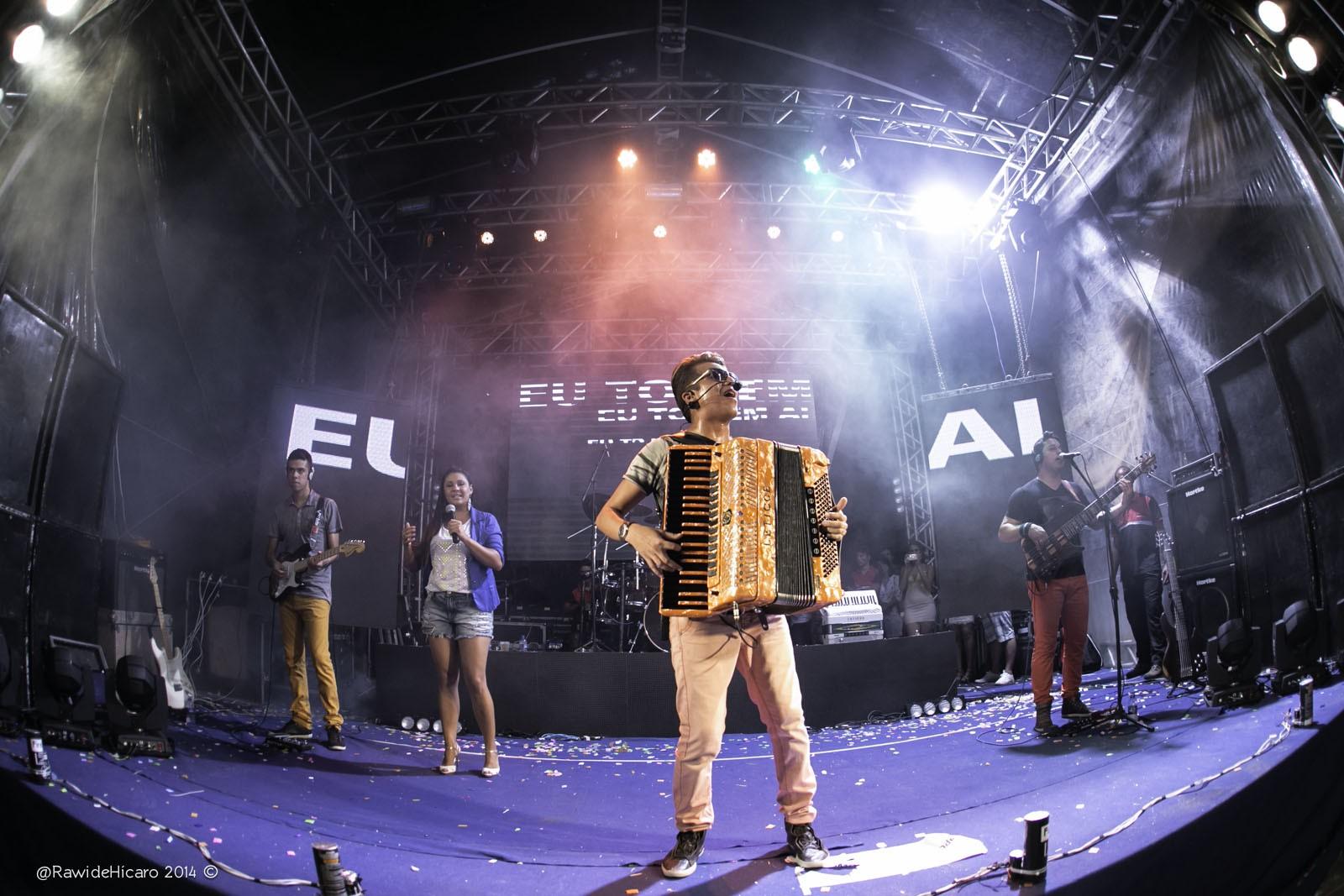 Grupo começou a tocar em 2010, na cidade de Campina Grande (Foto: Rawi de Hícaro)