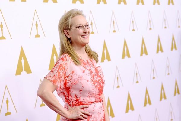 A atriz Meryl Streep (Foto: Getty Images)