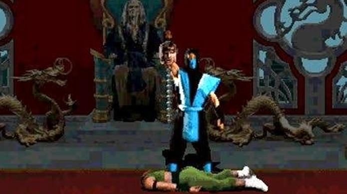 Jogos de luta começaram polemizando pela violência e hoje são criticados por sexismo (Foto: Game Informer)
