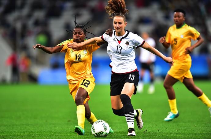 Zimbábue x Alemanha (Foto: Marcos Ribolli)
