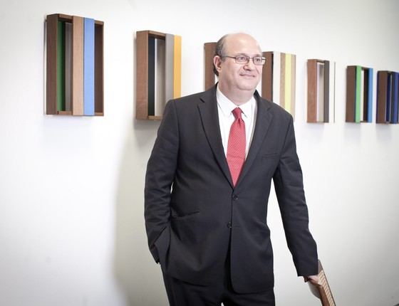 Ilan Goldfajn, ex-econosmista-chefe do Itaú-Unibanco,novo presidente do Banco Central (Foto: Letícia Moreira/ÉPOCA)