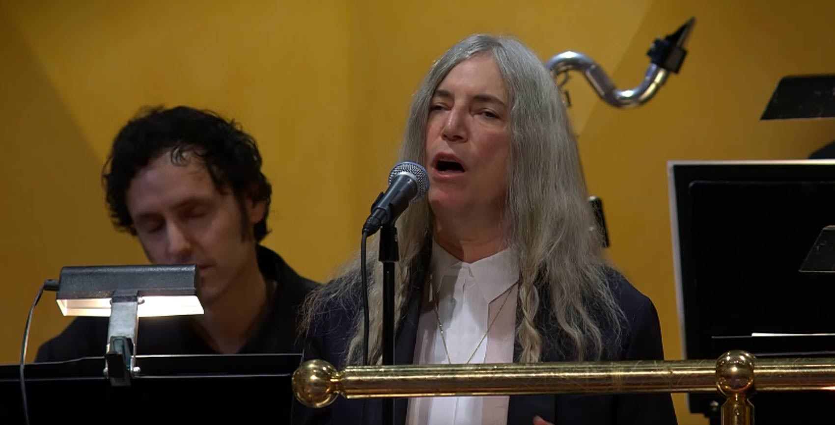 Patti Smith no Nobel