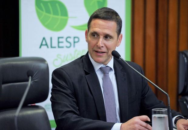 Fernando Capez, presidente da Assembleia Legislativa de São Paulo (Foto: Divulgação/Alesp)