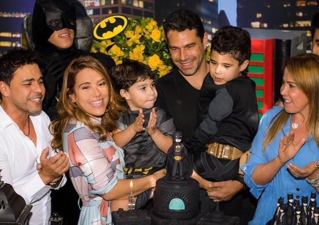 Wanessa Camargo celebra os 6 anos de José Marcus (Foto: Reprodução/Instagram)