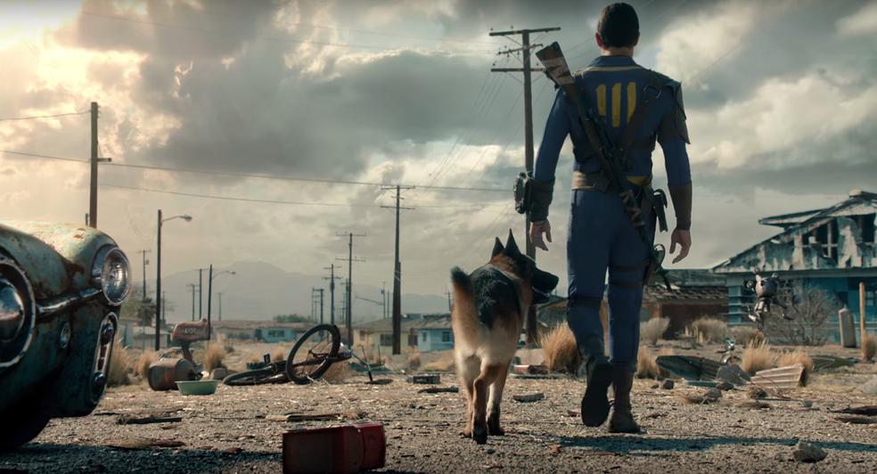 Uso de drogas ilícitas faz Fallout ser impróprio para menores (Foto: Divulgação/Bethesda)