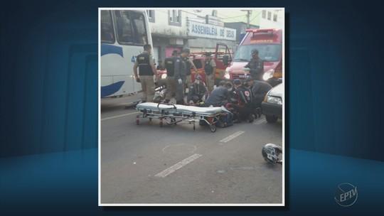 Polícia registra acidentes em pelo menos 3 cidades do Sul de MG