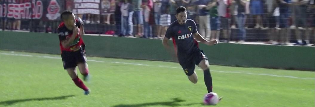 Resultado de imagem para Sport x Flamengo Arcoverde