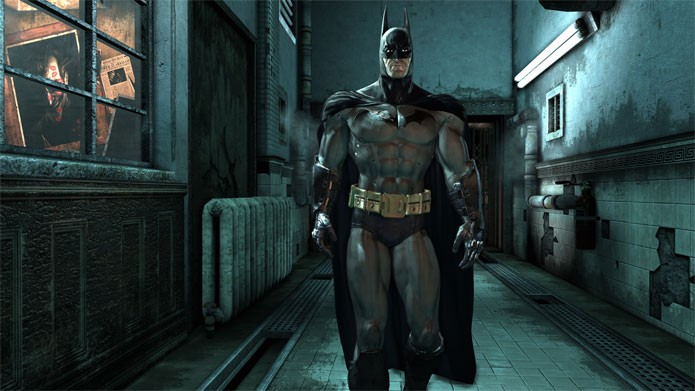 Batman Arkham Asylum é uma das ofertas da semana (Foto: Divulgação)