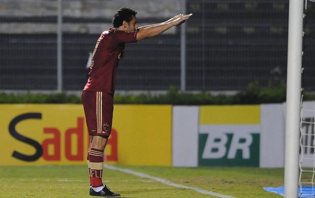 Fred gol Fluminense (Foto: Marcos Ribolli / Globoesporte.com)