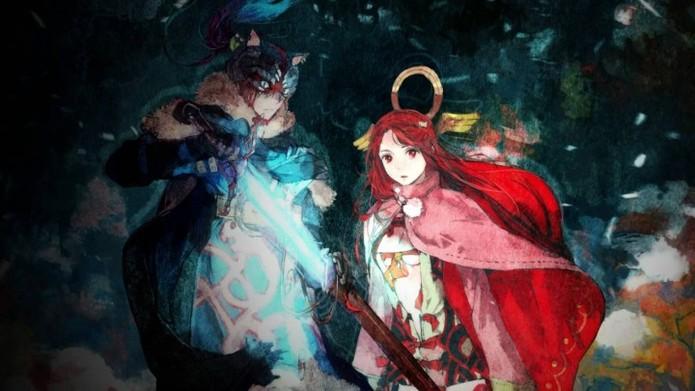 I Am Setsuna chega ao PS4 e PC (Foto: Divulgação/Square Enix)